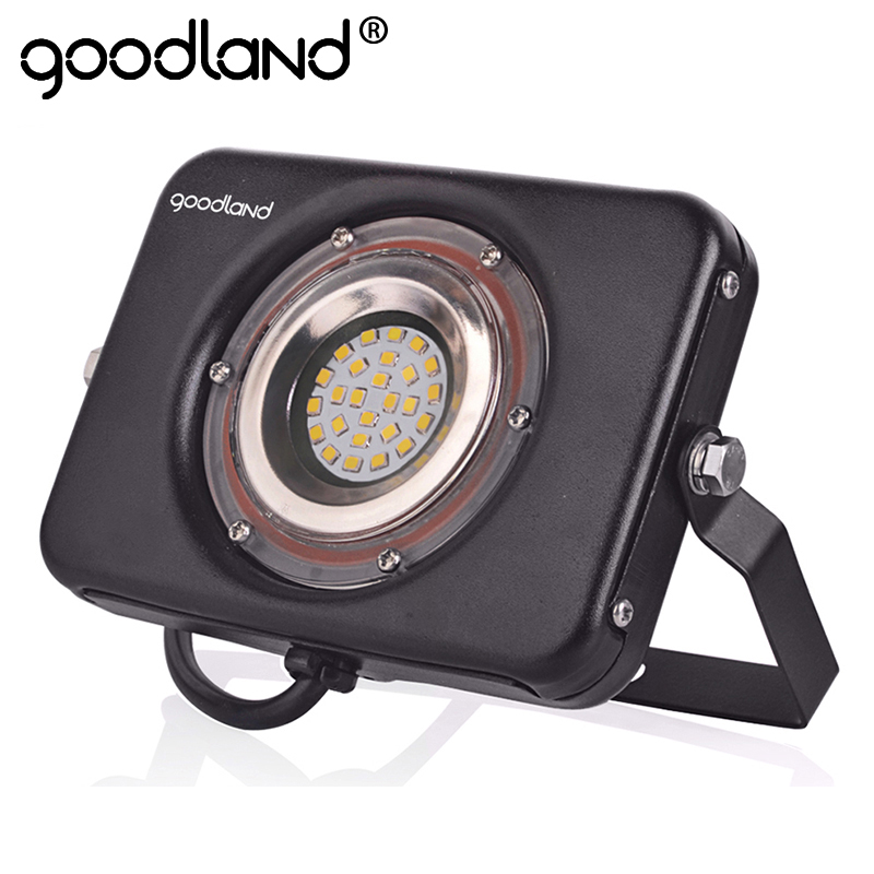 LED Flood Light 10W 20W 30W 50W LED Floodlight Outdoor Lighting Waterproof IP67 Reflector LED Spotlight SMD2835/5730 220V 240V