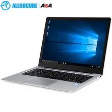 """Alldocube/CUBE мыслитель 13.5 """"Windows 10 ноутбук Intel Core m3-7Y30 двухъядерный процессор 1.0 ГГц 8 ГБ + 256 ГБ отпечатков пальцев Сенсор"""