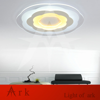 MODERN LED Acrylic Minimalism Ultrathin Ceiling Lights Acryl High Brightness Living Study BED Room Indoor Lighting
