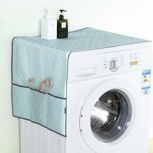 Household Waterproof Washing Machine Covers With Storage Bag