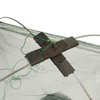 Amazing No.1 Square Fishing Landing Net Trap Fishing Accessories cb5feb1b7314637725a2e7: 100x100cm|60x60cm|80x80cm