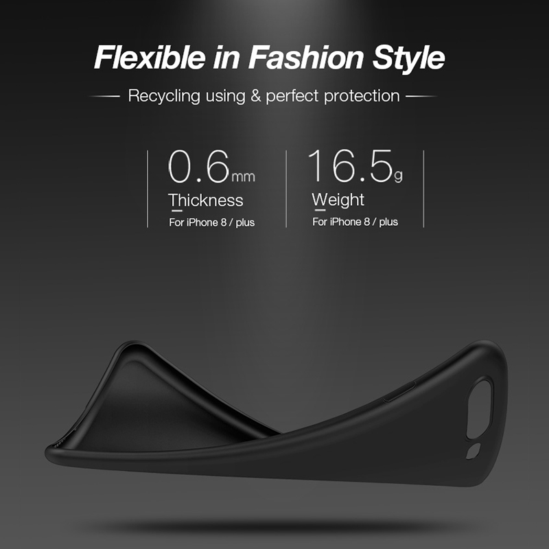 Super Thin case for iphone X Xs Max Xr 8 7 plus  3