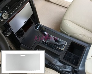Image 3 - Voor Toyota Land Cruiser 150 Prado FJ150 2010 2017 Deur Handvat Houder Steerling Wiel Gear Cover Chrome Auto Styling accessoires