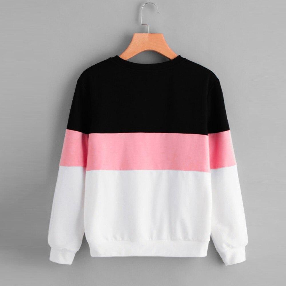 Sweatshirt Women's Long Sleeve...