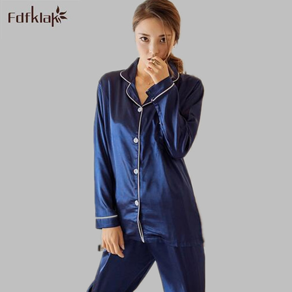Popular Plus Size Satin Pajamas-Buy Cheap Plus Size Satin Pajamas ...