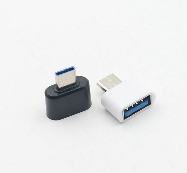 USB 2 0 Female to USB 3 1 Type C Male Converter USB C OTG Adapter