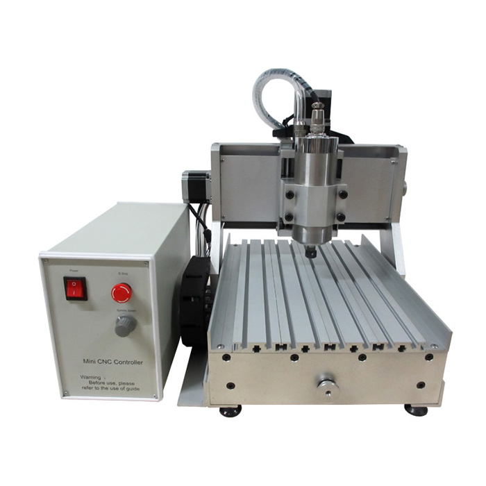 1500W metal engraving machine <font><b>3020</b></font> 3axis <font><b>cnc</b></font> <font><b>router</b></font> mach3 control with water pump image