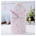 2015 Sale Promotion Maillot Cobertor Free Shipping Baby-sided Cotton Baby Blankets Small Quilt To Increase The Length Of 85 *