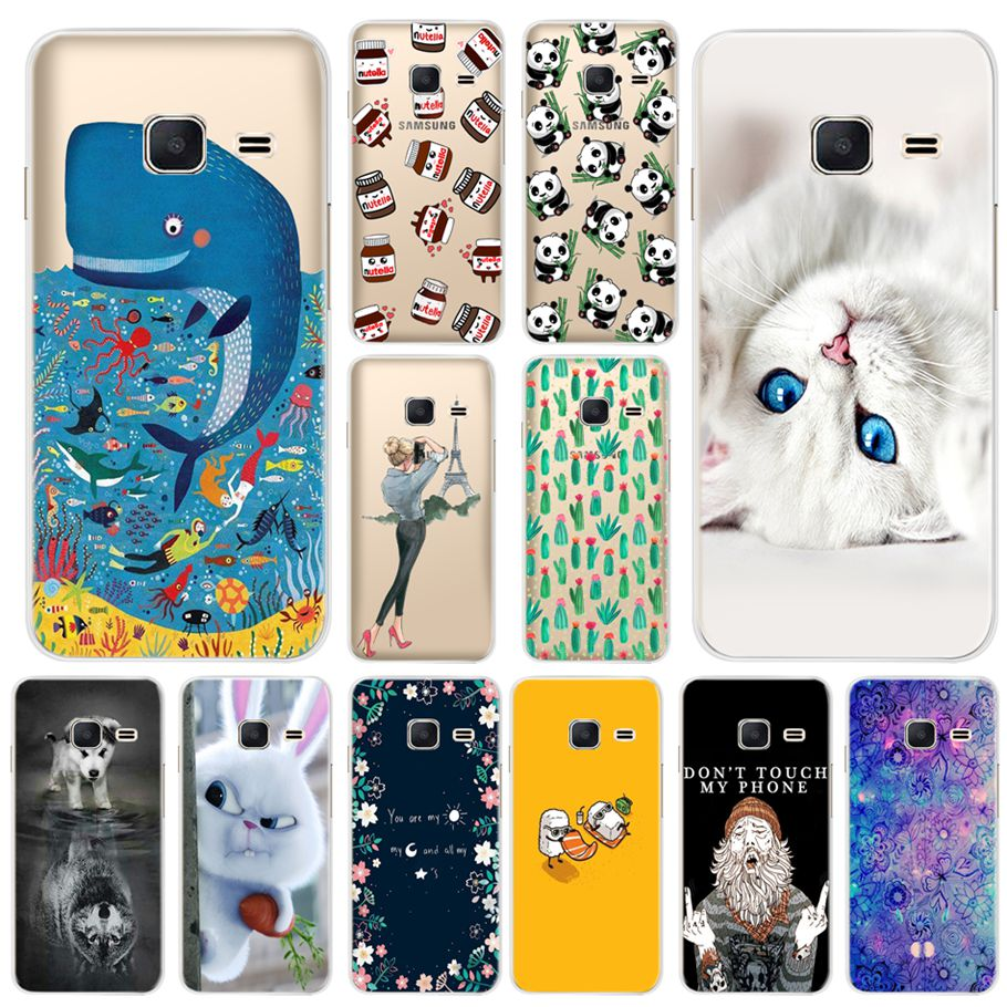 For Case <font><b>Samsung</b></font> <font><b>Galaxy</b></font> <font><b>j1</b></font> <font><b>Mini</b></font> <font><b>j105h</b></font> <font><b>sm</b></font>-j105 Silicone Soft Cartoon Colorful Cover For <font><b>Samsung</b></font> <font><b>Galaxy</b></font> <font><b>j1</b></font> <font><b>Mini</b></font> Phone Case Bumper image
