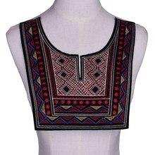 Lace Fabric DIY Flower Sewing Neckline Collar Applique Trims DIY Craft Neckline  wedding dress Accessories Scrapbooking 3a43d25ae938