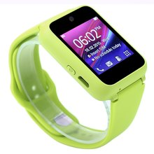 Gute leistung Kenxinda S9 smartphone smartwatch 1,54 Zoll Touchscreen 0.3MP Kamera GSM SIM TF Karte mit Bluetooth Headset
