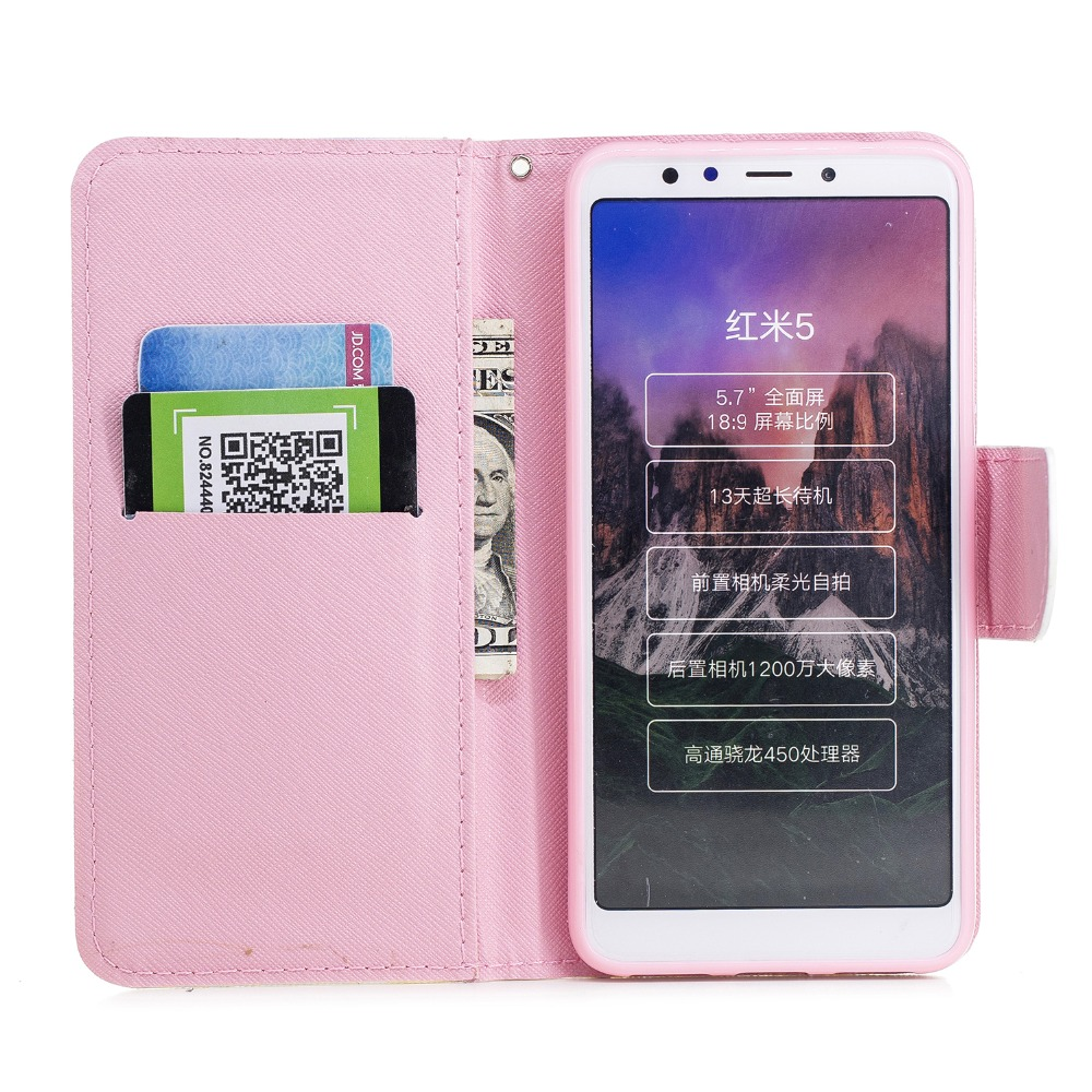 For Xiaomi Redmi 5 Case (63)
