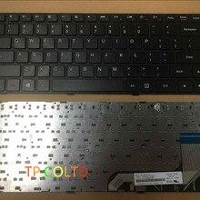 New Lenovo Ideapad 100 14 100-14IBY Keyboard US Black Frame Black Win8