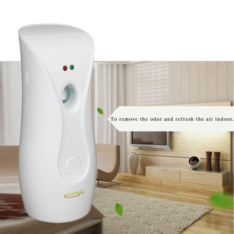 Автоматический освежитель воздуха для отеля домой регулярные Духи опрыскиватель машина аэрозоль аромат диспенсер диффузор
