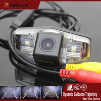 EEMRKE For Honda Pilot 2002 2008 Car Rear View Tracks Camera With Reversing Guidance Trajectory NTSC RCA Video Cable