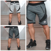 Super Quality Mens Casual Cropped Beach Trousers Short Pants Slacks Black/Gray M/L/XL/XXL