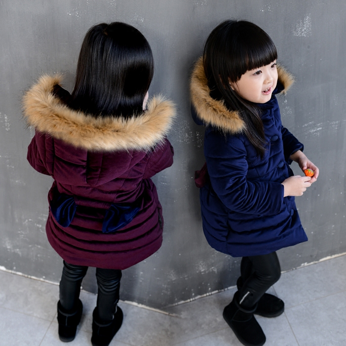 Online Buy Wholesale girls puffer jacket from China girls puffer ...