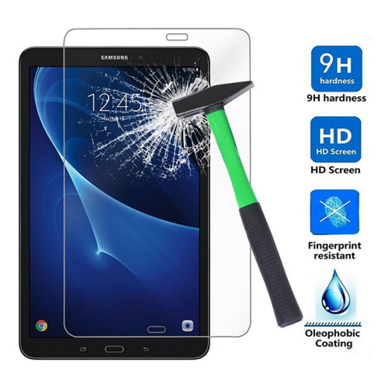 Screen-Protector Samsung Tab Galaxy Tab Tempered-Glass SM-T580/T585N For A6 9H LCD T587