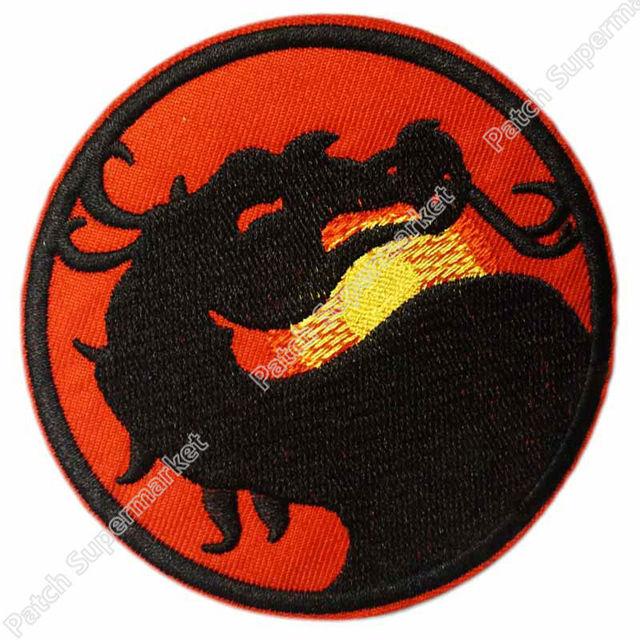 35 Mortal Kombat Classic Video Game Logo Uniform Movie Tv Series