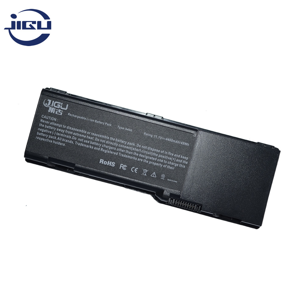 JIGU Laptop <font><b>Battery</b></font> For <font><b>Dell</b></font> <font><b>Inspiron</b></font> <font><b>1501</b></font> 6400 E1505 PP20L PP23LA Latitude 131L 1000 XU937 UD267 RD859 GD761 312-0461 image