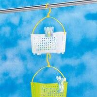 Keuken & badkamer opknoping mand balkon clip