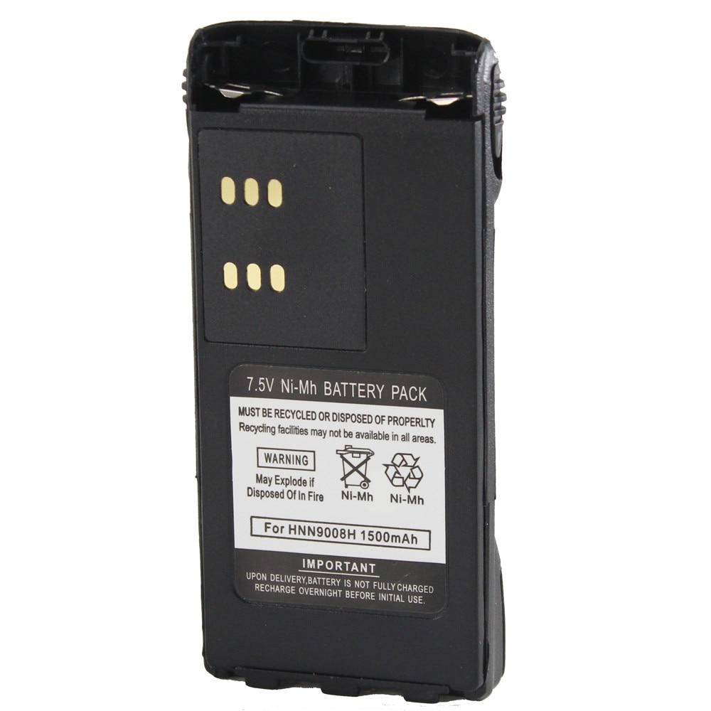 HNN9008AR 1500 mah Ni-MH batterie pour HT750 HT1250 HT1550 GP680 GP640 GP340 GP380 GP338 GP328 PRO5150 MTX850 MTX950 MTX8250