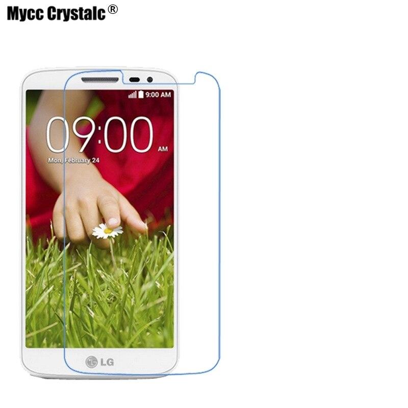 Мягкие Стекло защитная пленка нано взрывозащищенные для LG G2 мини D620 Экран протектор фильм
