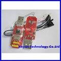 Mini ST-LINK/V2 ST LIGAÇÃO STLINK STM8 STM32 emulador de download de super proteção