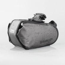 cycling Bicycle Bag Waterproof bike Rear Seat Storage Bag Quick Release Bicycle saddle bag Seatpost Tail