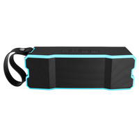 Portable Wireless Bluetooth Speaker Bass Waterproof Outdoor Loudspeaker Sound System With Dual Driver Stereo Music Speaker