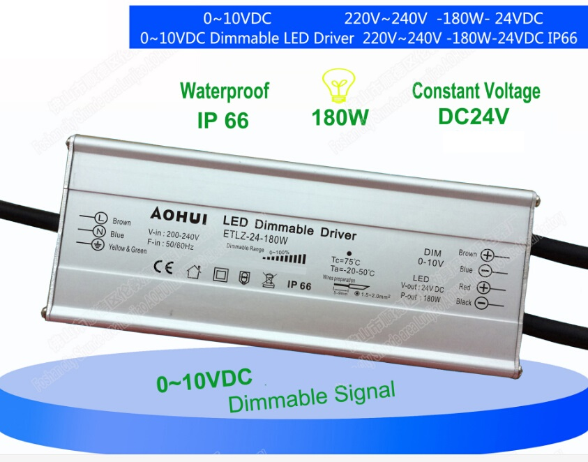 0-10V DIMBARE LED WINDOWS DRIVER DOWNLOAD