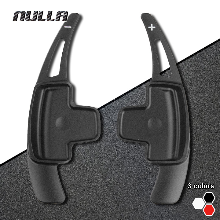 цена на NULLA Type-A paddle For Mercedes Benz CLA GLA W204 GLK E Class Interior Steering Wheel Paddle Shifter Shift Extension Aluminum