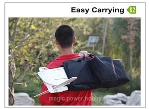 Image 2 - Plecak wielofunkcyjny torba do przechowywania torebka dla RC szybowiec samolot helikopter 450 łatwy do przenoszenia