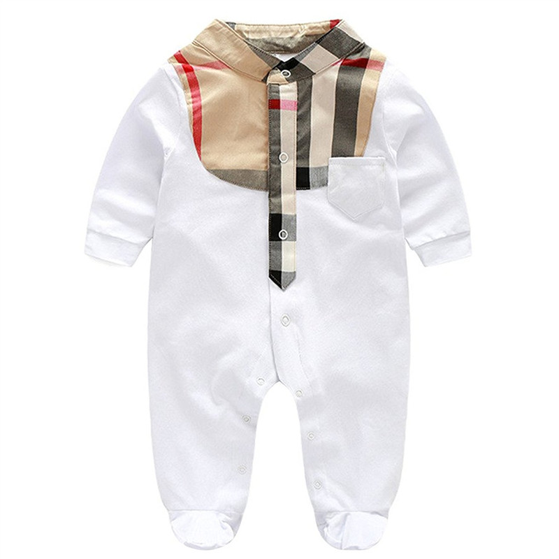 Baby Newborn Rompers Unisex Kids Clothes Long Sleeve 100%cotton Ropa Bebes Autumn/winter Boy Clothes Children Infantil 2017 new fashion cute rompers toddlers unisex baby clothes newborn baby overalls ropa bebes pajamas kids toddler clothes sr133