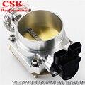 90mm-80mm Q45 Throttle Body + TPS For Nissan Skyline R33 S2 Series 2 RB25DET Black / Blue /Silver
