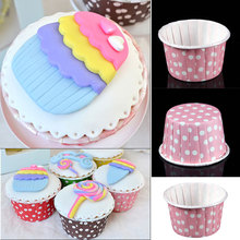 Get more info on the Newly 100Pcs Round Shape Paper Muffin Cases Cake Cupcake Liner Baking Mold Bakeware Maker Mold Tray Baking TE889