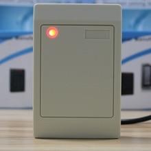 Mifare считыватель Wiegand 26 бит/wiegand34 бит/ABA/RS232/RS485 RFID считыватель