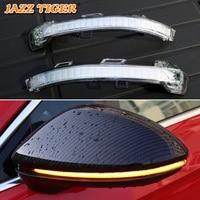 Side Mirror LED Turn Signal Light Lamp Flasher Indicator For VW Volkswagen Passat B5 B8 CC Golf 5 6 GTI Touran Jetta