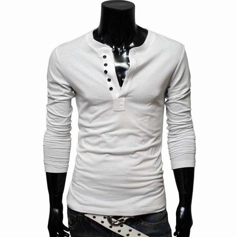 Buy Alternative Men's Raglan 3/4 Sleeve Henley Shirt and other Henleys at coolnup03t.gq Our wide selection is elegible for free shipping and free returns.