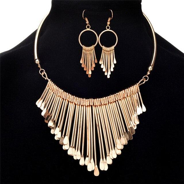 Chain Bib Delicate Jewelry...