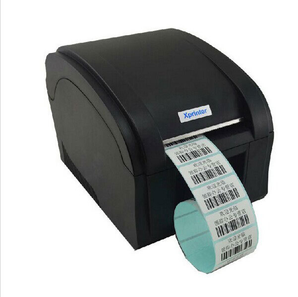 high speed 3 5Inch Sec USB port sticker font b printer b font Barcode Label font