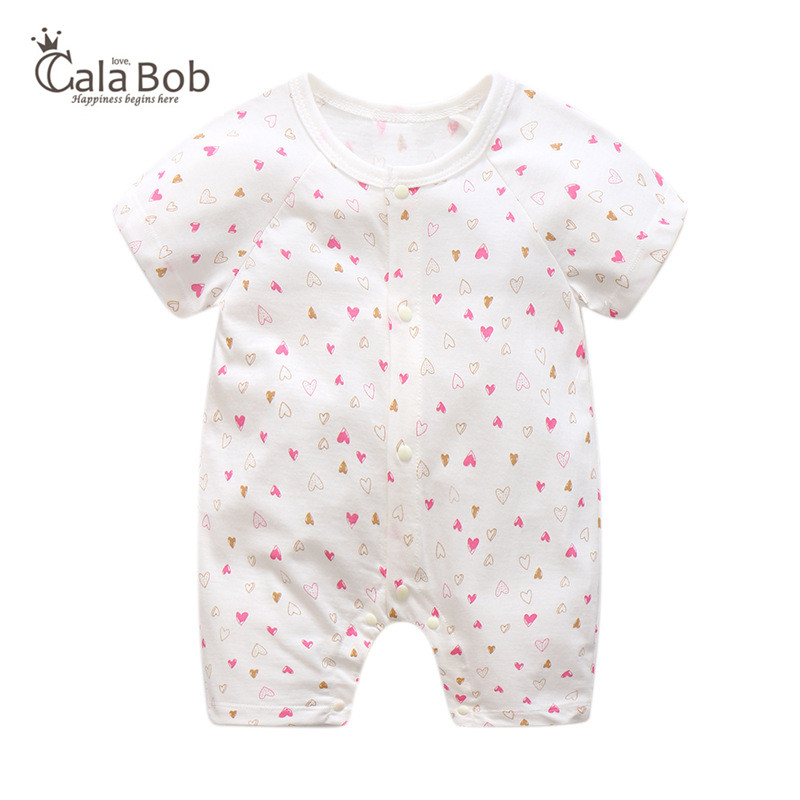 56a8a9ad4 Detail Feedback Questions about CalaBob Summer Baby Onesie Short ...