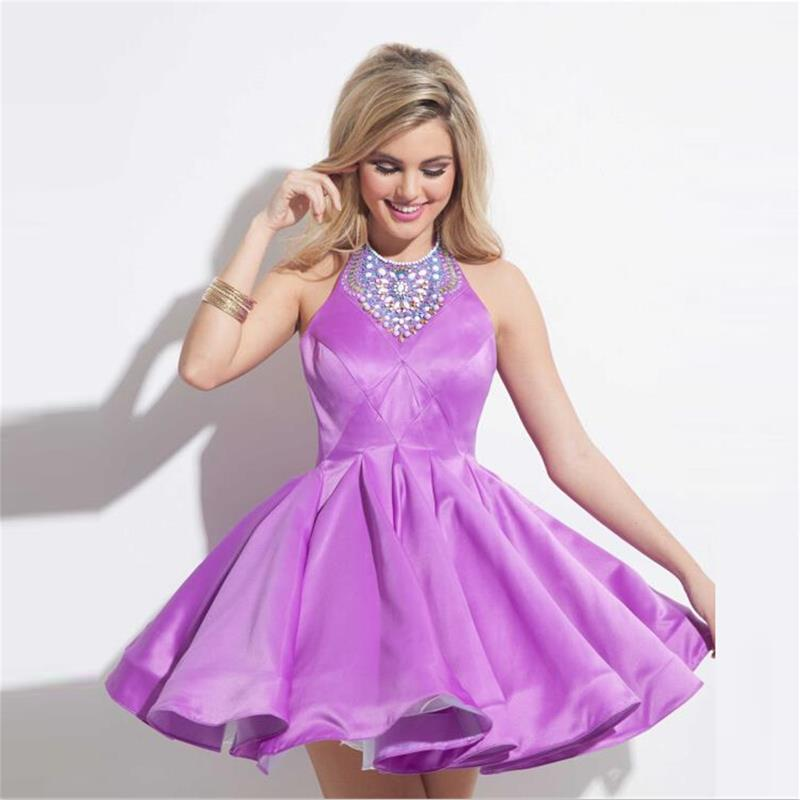 High Quality Lavender Homecoming Dresses-Buy Cheap Lavender ...
