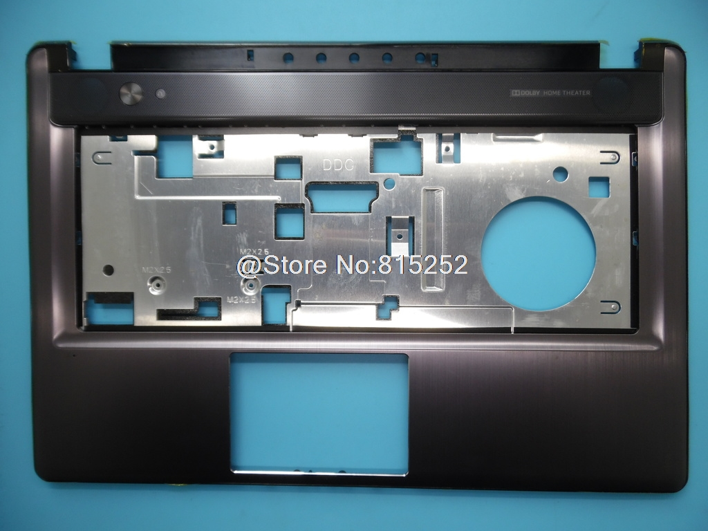 Laptop PalmRest For <font><b>Lenovo</b></font> For Ideapad <font><b>Z480</b></font> Z485 90200622 3BLZ2TCLV30 <font><b>Keyboard</b></font> Bezel Upper Case Cover NO Touchpad New image