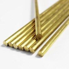 18mm 20mm 25mm 26mm 28mm 30mm 34mm 35mm 40mm 45mm 50mm solid round brass rods metal bar