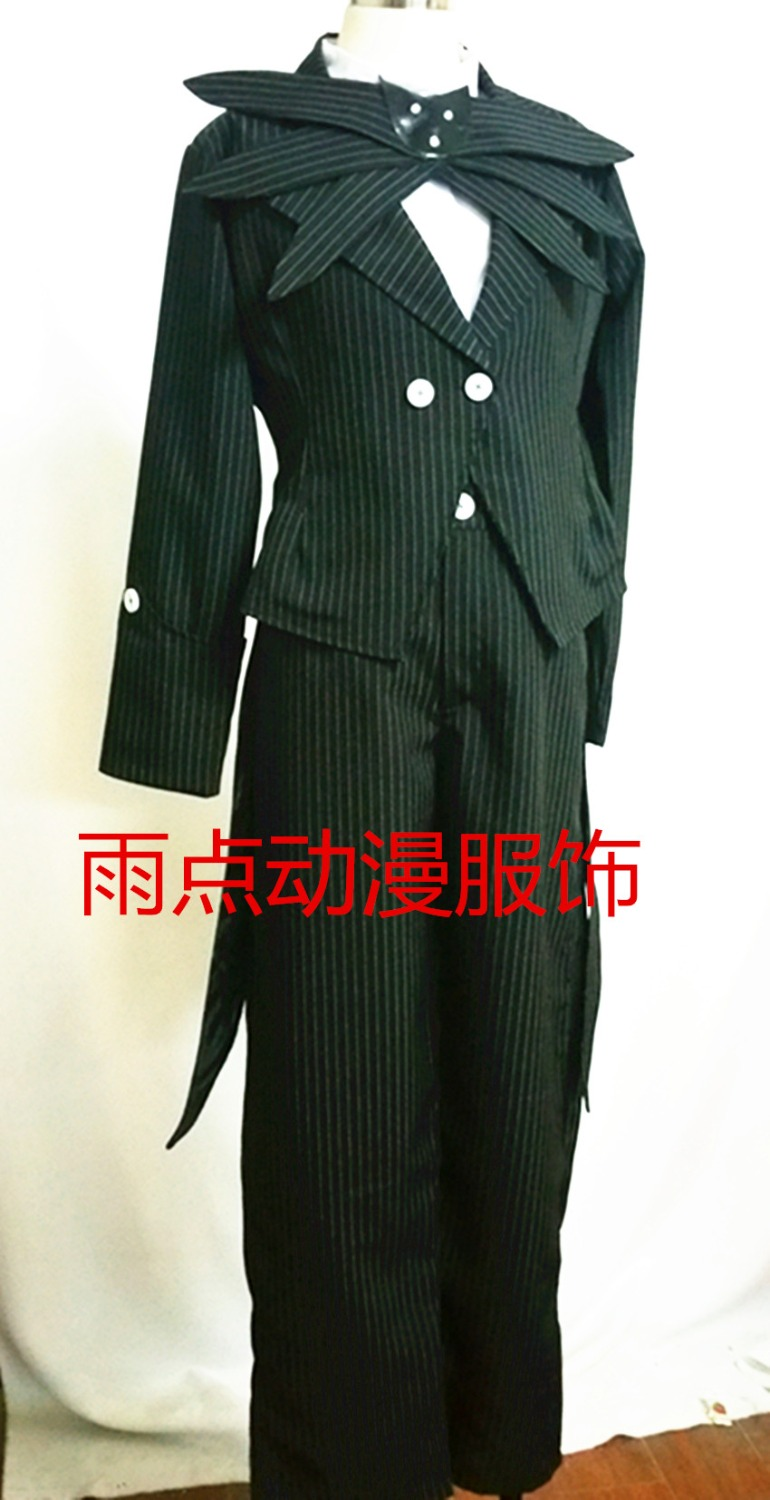 Free shipping 2016 The Nightmare Before Christmas Jack Skellington Anime Cosplay Costume