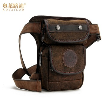 79be823ce832 BLASTER 4.0 Black Leather Shoulder Holster and Hip Bag by Gay as Fuk ...