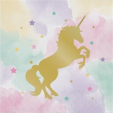 Leacco Unicorn Party Stars Cartoon Dreamlike Scene Baby Birthday Photography Backgrounds Photographic Backdrops For Photo Studio