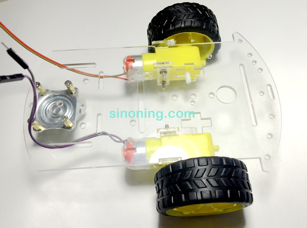 SINONING a Store for Maker,Hobby DIYrobot tank car chassis