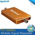 Telefone Celular de ouro PCS 1900 MHz Sinal de Reforço de Sinal Repetidor de celular Repetidor Amplificador de Sinal de Telefone Celular